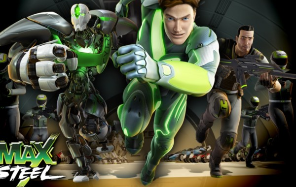 Max Steel: Turbo Missions
