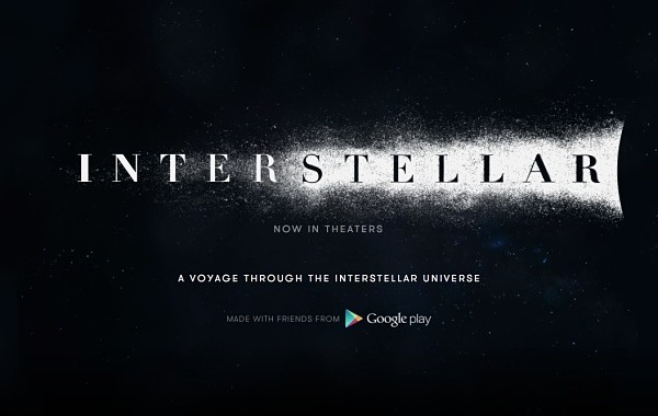 Interstellar Experience